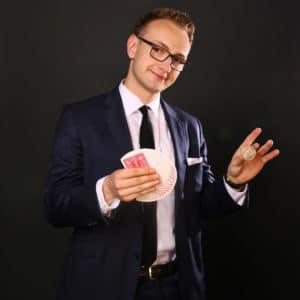 Zauberer Armand Kurath