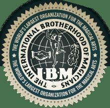 Logo der internationalen Bruderschaft der Zauberer